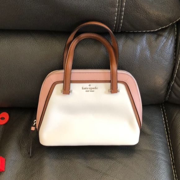 Small dome satchel by Kate spade